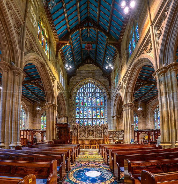 What a beautiful church! www.wishbucket.com.au can help you make this happen! St Andrew's Anglican Church Sydney