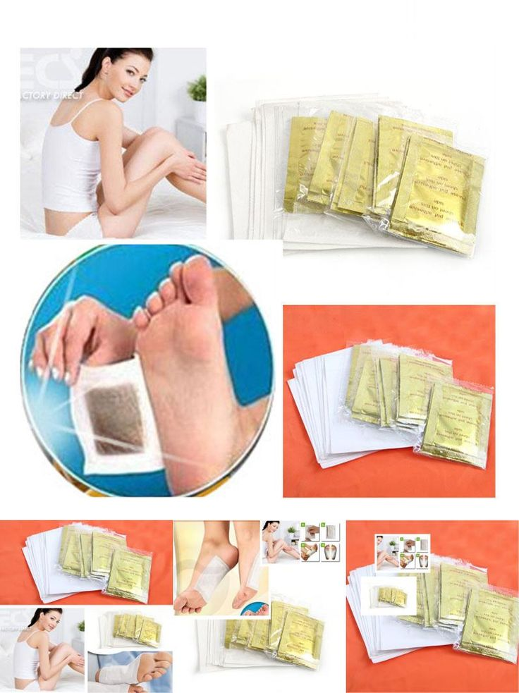 [Visit to Buy] 5 pairs Adhesives Detox Foot Patch Bamboo Pads Patches With Adhesive Improve Sleep Beauty Slimming  M01024 #Advertisement