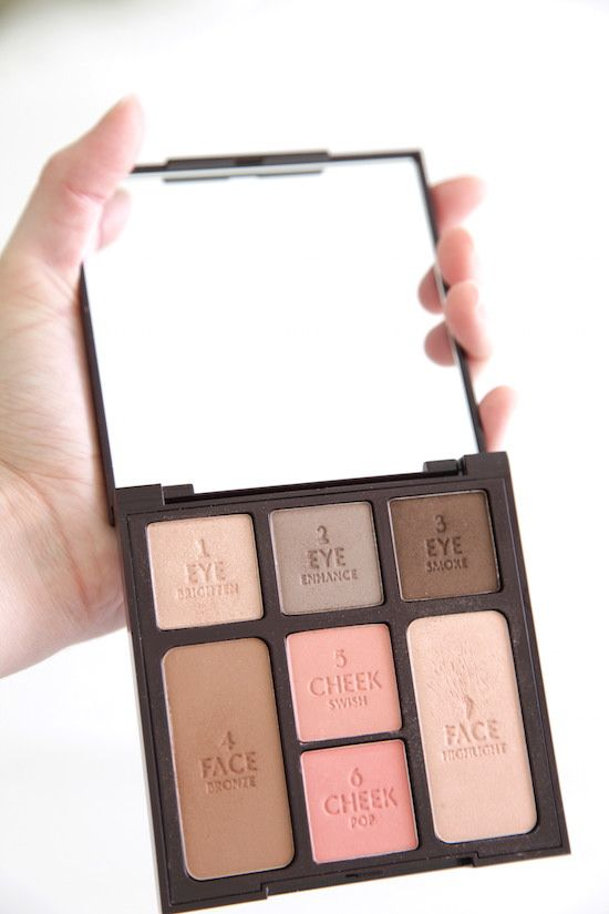 Charlotte Tilbury 'Instant Look In A Palette' review