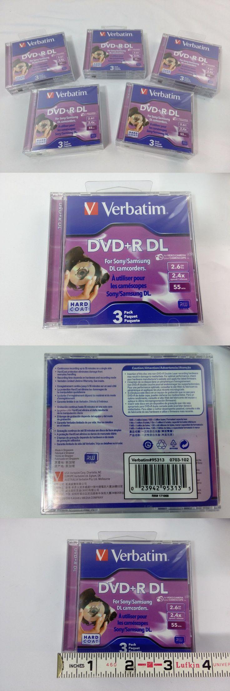 Verbatim dvd rw 4 7gb 4x with branded surface 30pk spindle 4 7gb - Cd Dvd And Blu Ray Discs 9 Pack Verbatim 2 4x Mini Dvd