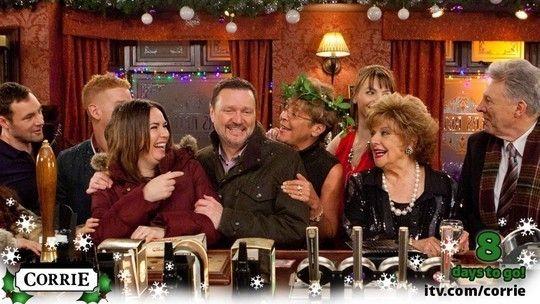 This Christmas on Coronation Street