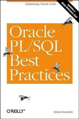Oracle PL/SQL Best Practices : Optimizing Oracle Code by Steven Feuerstein... #Textbook