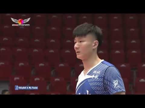 Tianjin (天津) vs Hubei (湖北) | 31-12-2017| Chinese Men's volleyball super ...