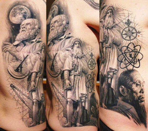 Tattoo Artist - Sergio Sanchez | www.worldtattoogallery.com/tattoo_artist/sergio-sanchez