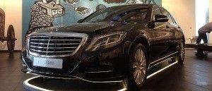 Mercedes Benz S 400 L EXCLUSIVE CBU - Dealer Mercedes Benz