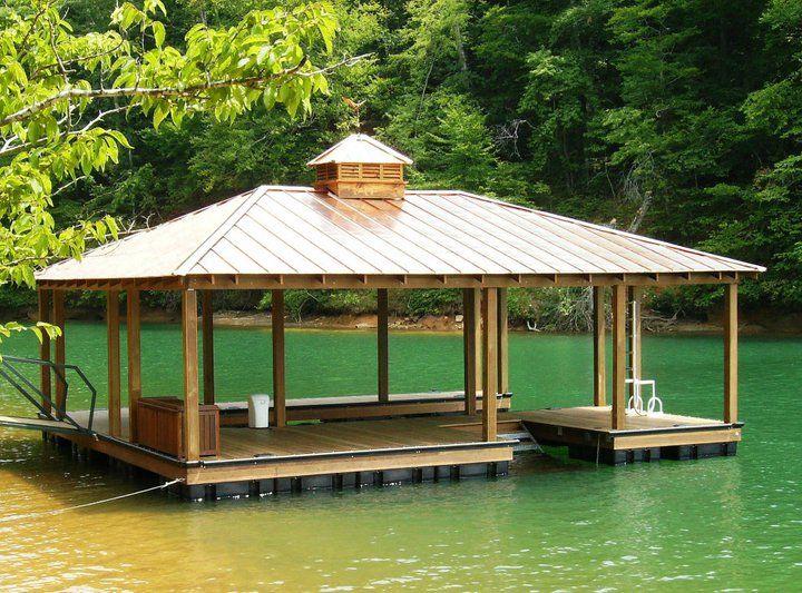 Best 25 Boat dock ideas on Pinterest  Dock ideas Lake dock and Pontoon dock