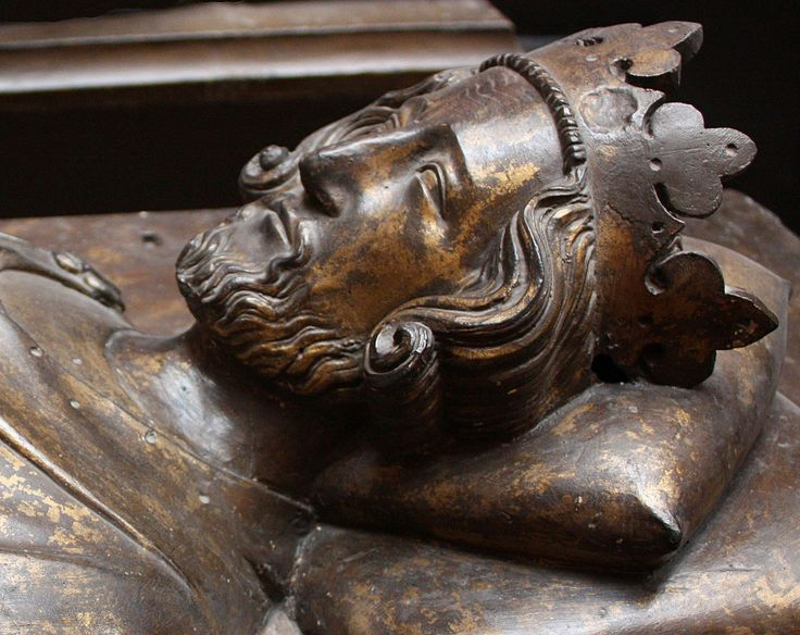 Henry III of England - Wikipedia article.  He was my 24th ggf and rebuilt Westminster Abbey in 1245.