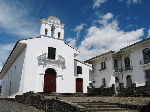 Ermita.  Popayán, Cauca.