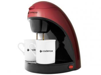 Cafeteira Elétrica Cadence Single Colors CAF111 - 2 Xícaras Vermelho com as melhores condições, você encontra no Magazine Apartamento42. Confira!