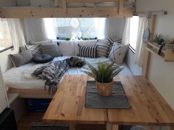 Liset instead of luxury cabin – Caravanity | happy campers lifestyle – Wohnwagen