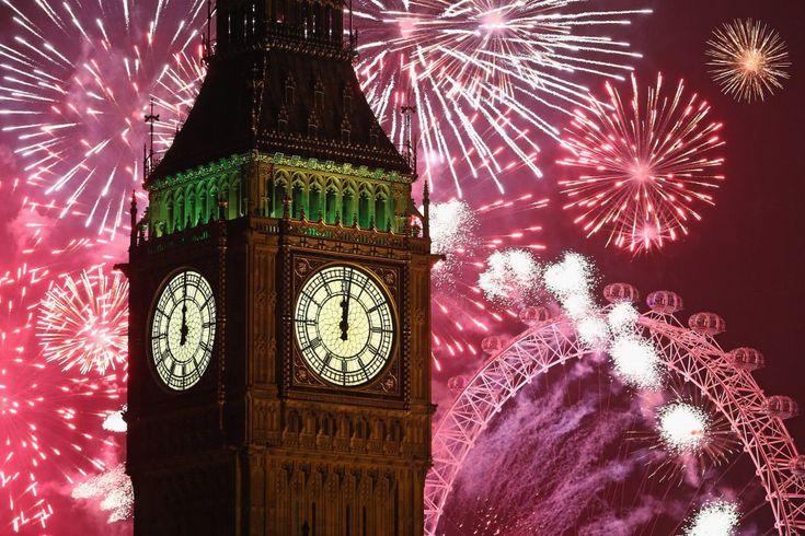 La celebración en Londres. | Getty Images.