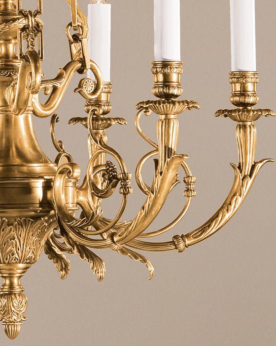 Best 25+ Brass chandelier ideas on Pinterest   Paint brass ...