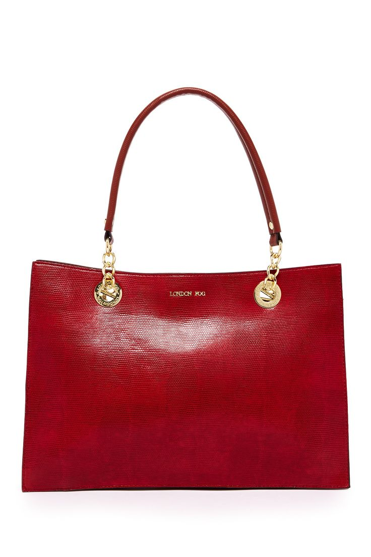 London Fog Harper Tote Fashion Pinterest Handbag