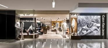 Chic e Fashion: Calvin Klein Jeans abre loja no shopping Tacaruna