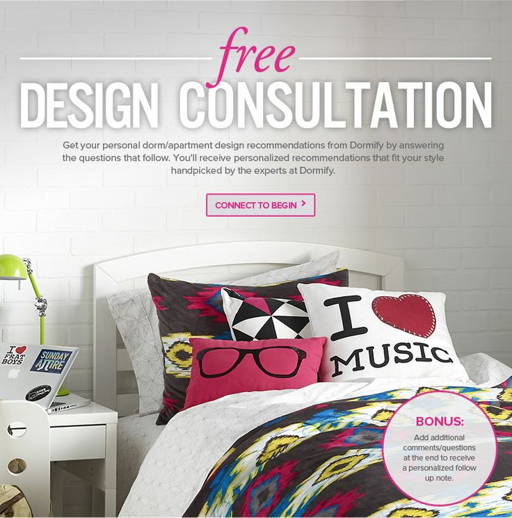 Design Your Dorm Room With Dormify Dorm Bedding