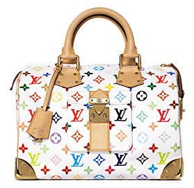 One day I will own one of these...probably not this one, but an LV handbag. It's going to be my gift to myself when I get a new job.