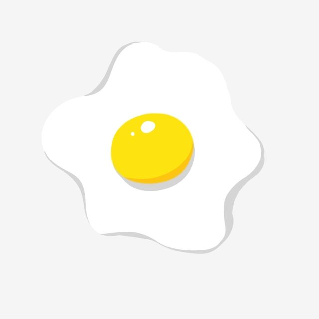Cartoon Food Fried Egg Nutritious Food Food Clipart Creative Cuisine Food Png Transparent Clipart Image And Psd File For Free Download Fried Egg Food Png Fries
