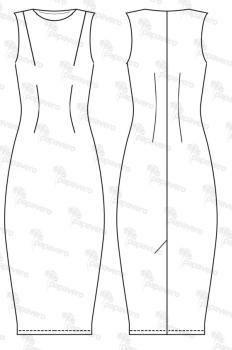 dress - free pattern
