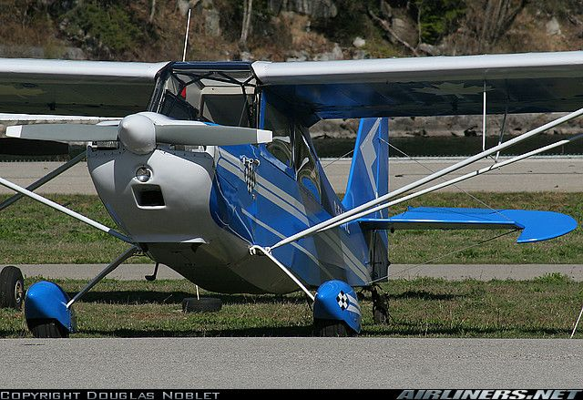Champion 7GCBC Citabria aircraft picture