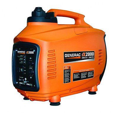 [$349.99 save 47%] Generac iX2000 iX Series 2000W Portable Inverter Generator (CARB) 6719R Refurb #LavaHot http://www.lavahotdeals.com/us/cheap/generac-ix2000-ix-series-2000w-portable-inverter-generator/187443?utm_source=pinterest&utm_medium=rss&utm_campaign=at_lavahotdealsus