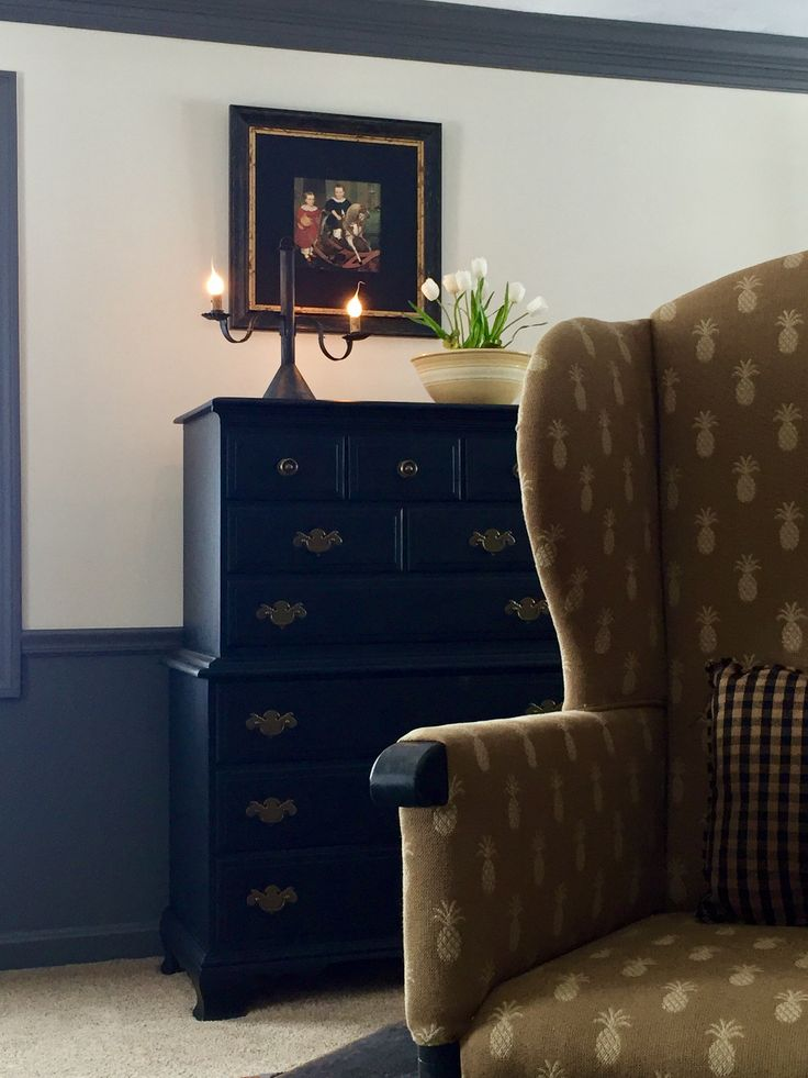 Best Royal Blue With Brown In 2019 Colonial Home Decor 640 x 480