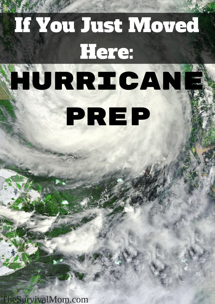"""Get ready for a hurricane or any other major storm with these tips. Love the joke about """"French toast people.""""  LOL"""
