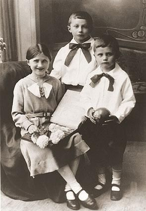 Maria, Joseph, Georg Ratzinger