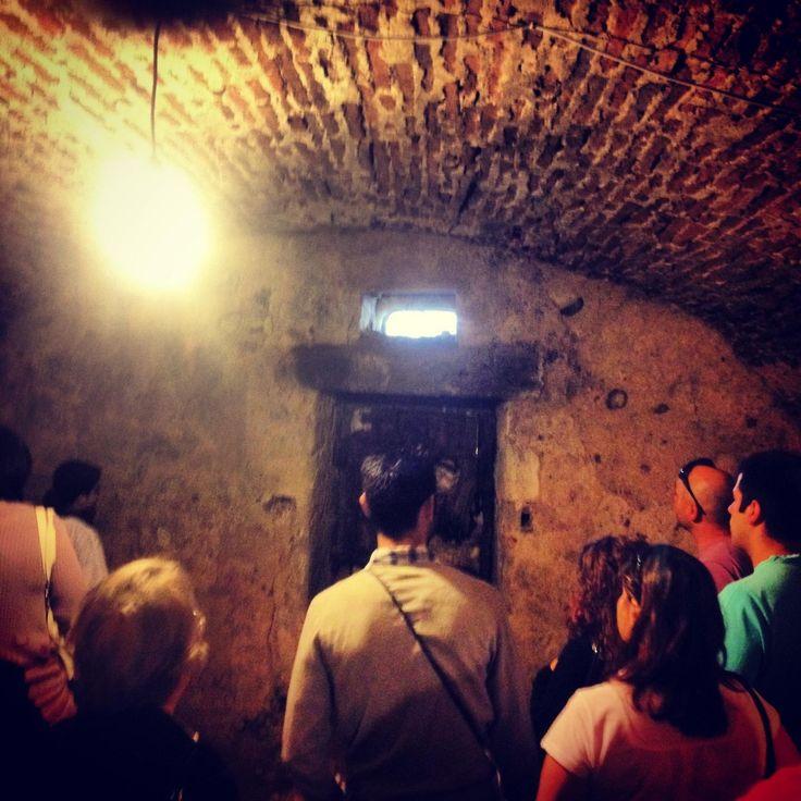 monumenti aperti, carceri oristano