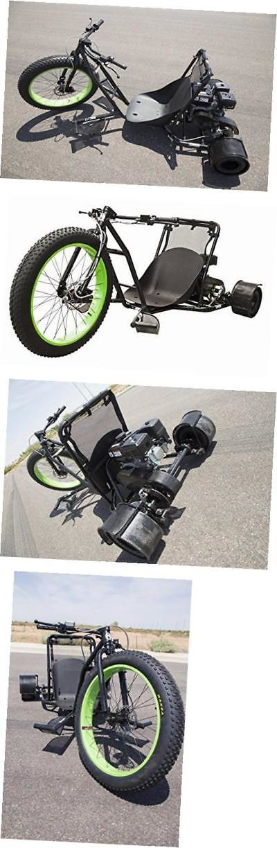 Complete Go-Karts and Frames 64656: Powersports Dt200 Gas Powered Drift Trike -> BUY IT NOW ONLY: $1200.46 on eBay!