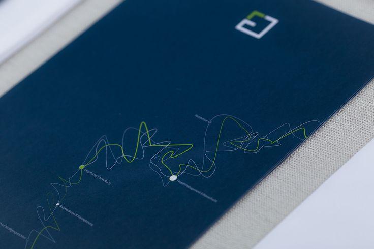 RICHTER ARCHITEKTUR   Logo Design, Corporate Design, Webdesign, Print by Big Pen
