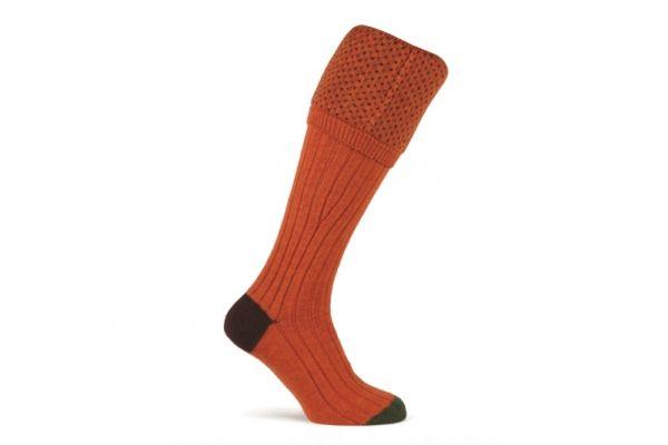 Chaussette en laine de chasse, ski, randonnée et équitation de la marque Mazarin Sport #chaussettes #meschaussettesrouges # sport #chasse #équitation #ski #randonnée #laine