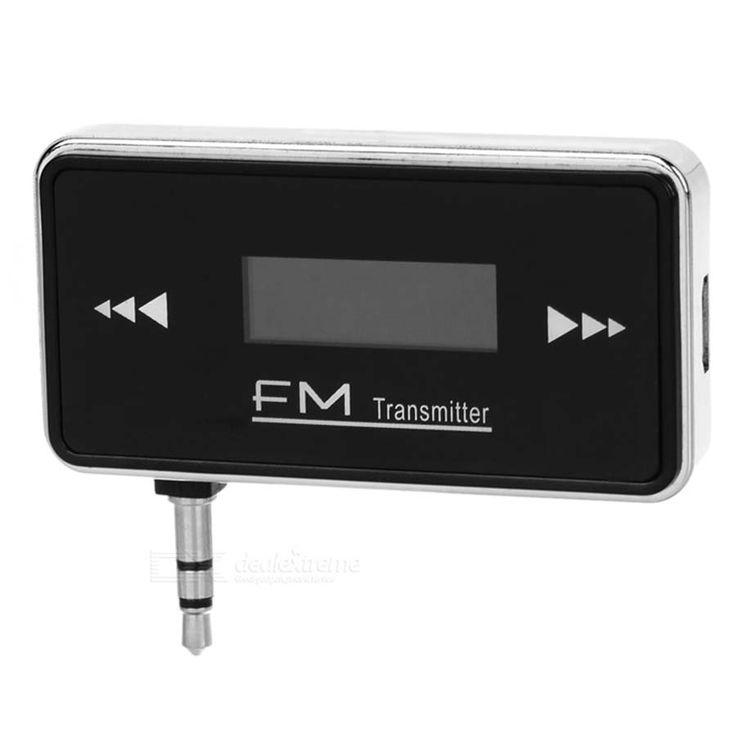 FM TRANSMITTER  LH-101