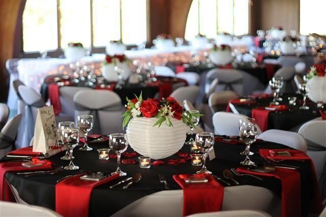 paper lantern centerpieces | paper lantern vase centerpiece | Party Decorations