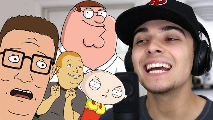 A Parody of the Meghan Trainor Song 'All About That Bass' Sung in Voices From 'King of the Hill' and 'Family Guy'