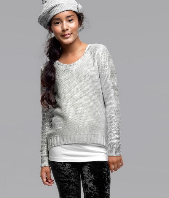 H&M Kids Jumpers and Cardigans for Girls_17
