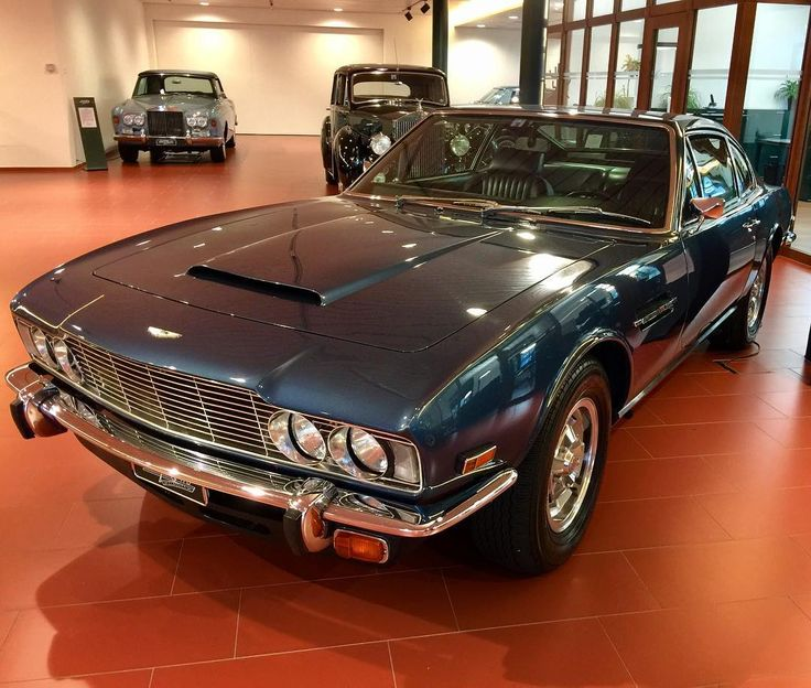 AM DBS V8 from 1971                                                                                                                                                                                 More