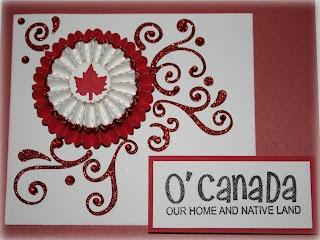 Canada Day card 2012
