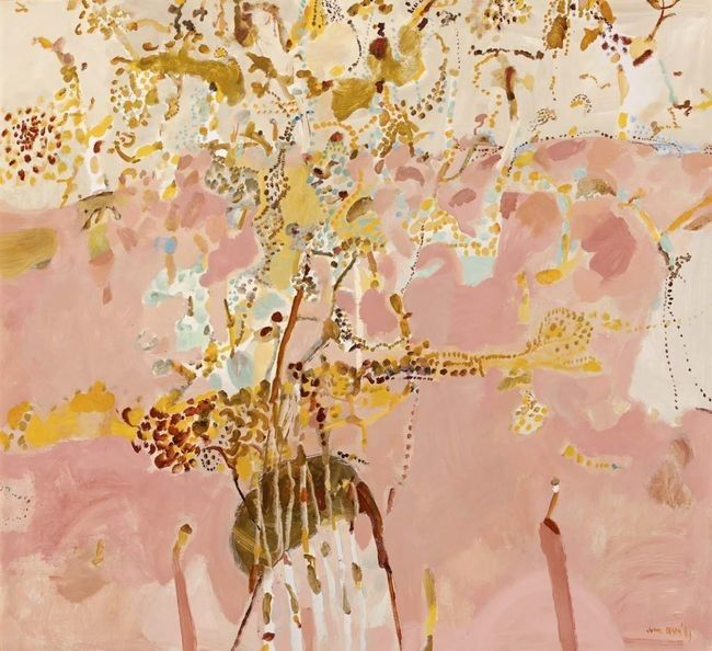 Inside 'John Olsen: The You Beaut Country' at the NGV — Vogue Living