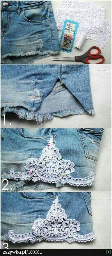 Hotpants pimpen