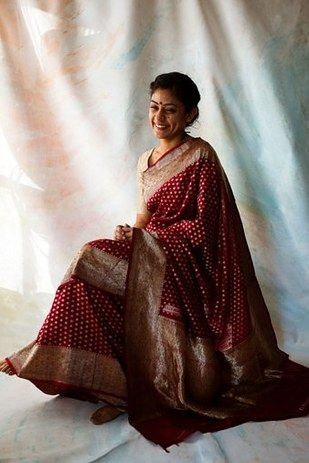 Supriya, 31, ad film maker | 9 Women Photographed In Their Most Meaningful Inherited Saris