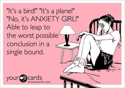 who, me?Anxiety Girls, Super Heros, Too Funny, So True, Super Power, I M Hearing, Super Heroes, Totally Me, Quotes Accusing Truths