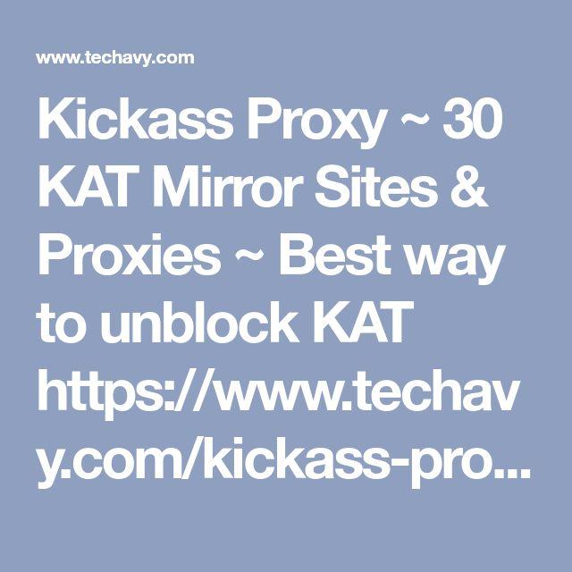 h33t proxy list