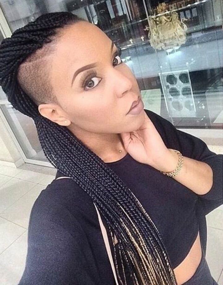 50 Ultra Cool Shaved Hairstyles For Black Women Hair Motive Hair Motive