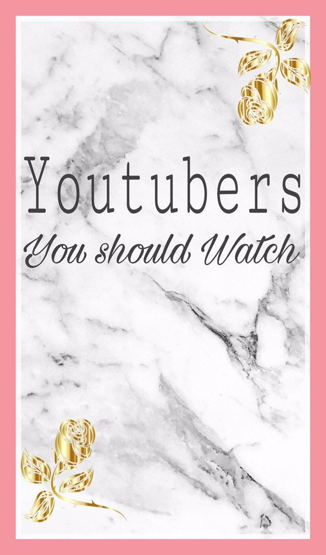 Recently I've been on the lookout for more beauty/fashion related YouTube channels. I went on a hunt and these are the youtubers I found: Kelsey Simone Kelsey is probably my favourite y…
