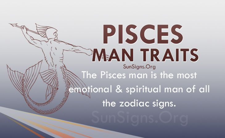 Pisces Men Traits In Love In Bed Dating & Relationships