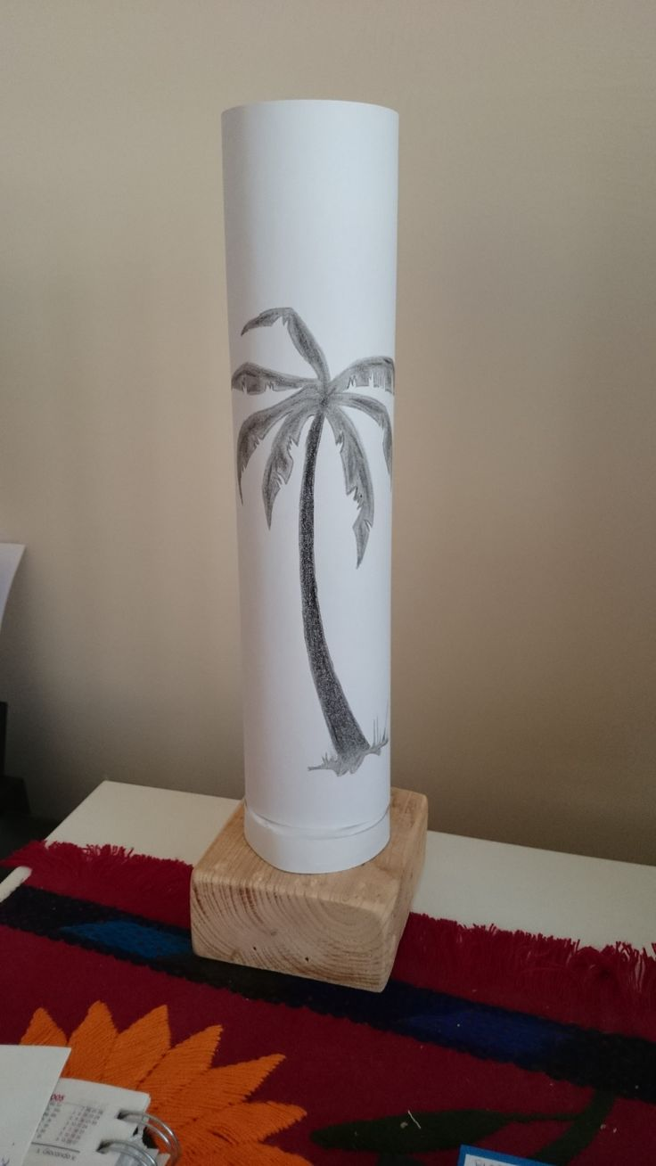 Very low cost lamp with recycled materials  #Paper #lamp #Lampada di #carta