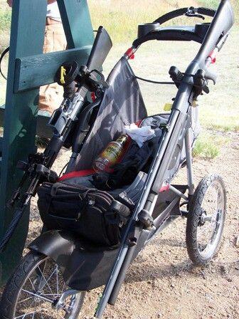 38 Best Gun Carts Images On Pinterest Guns Strollers