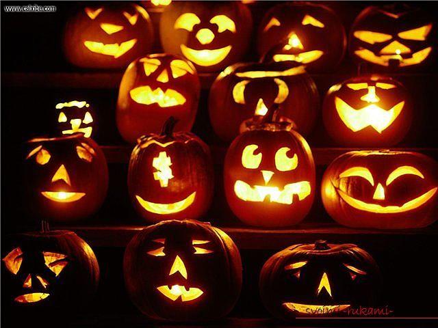 Изготовление Светильника Джека к Хэллоуину своими руками.