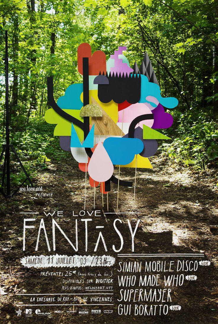 Julien Vallée: Fantasy, Design Inspiration, Graphic Design, Poster Design, Illustration, Art, Graphicdesign, Posters