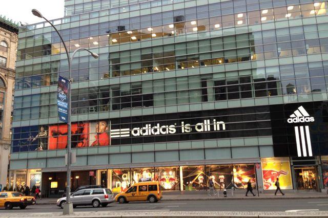 New york city sneaker shopping guide for Store fenetre new york